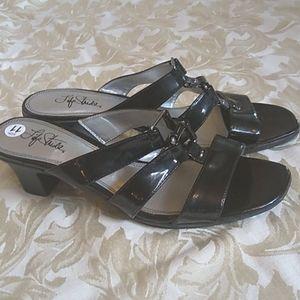 Slip-On Heeled Sandals Life Stride